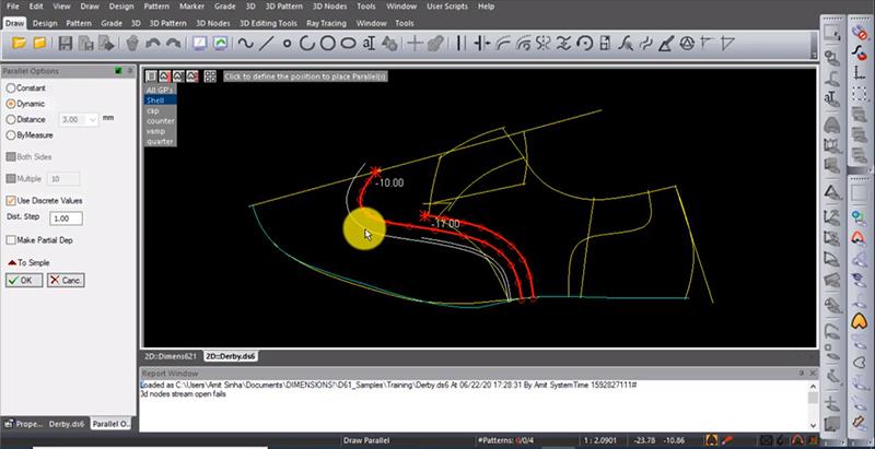 Phần mềm Procam Dimensions