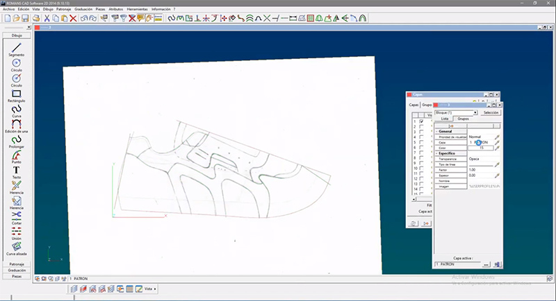 Phần mềm Romans CAD