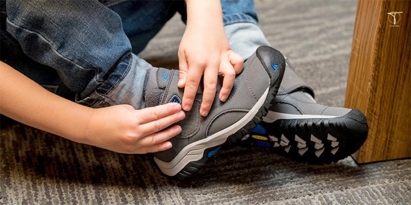 Giày trẻ em Secondhand