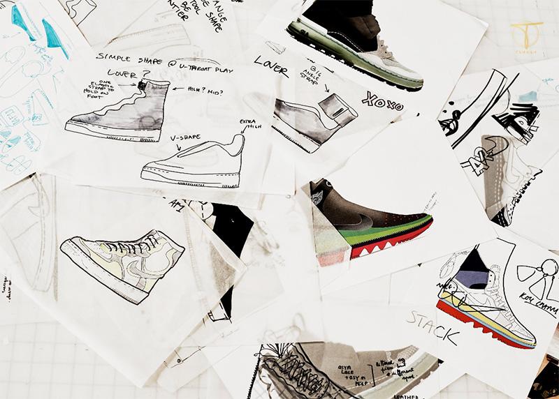 Thiết kế giày dép đẹp