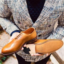 [Tất tần tật] Các loại đế giày tây nam sử dụng phổ biến nhất