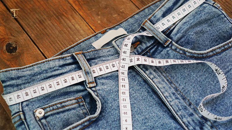 Cách đo thắt lưng nữ chuẩn