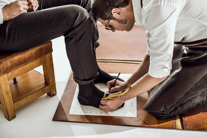 Hướng dẫn tự đo size giày tại nhà